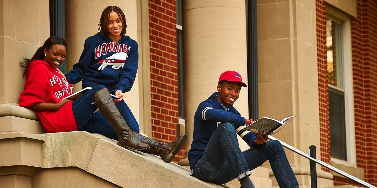 Howard University Students