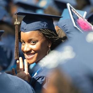 Graduation Wave