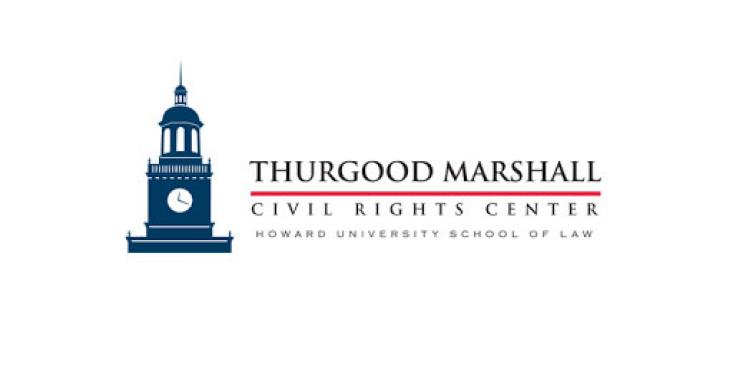 Thurgood Marshall Center Civil Logo